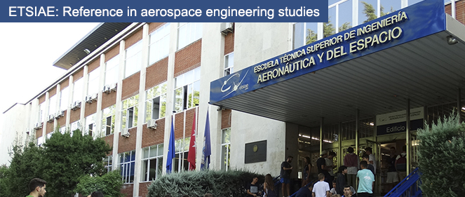 ETSIAE: Reference in aerospace engineering studies
